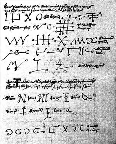 Le Picatrix est le nom latin d'un traité de magie arabe trés populaire à la renaissance.
