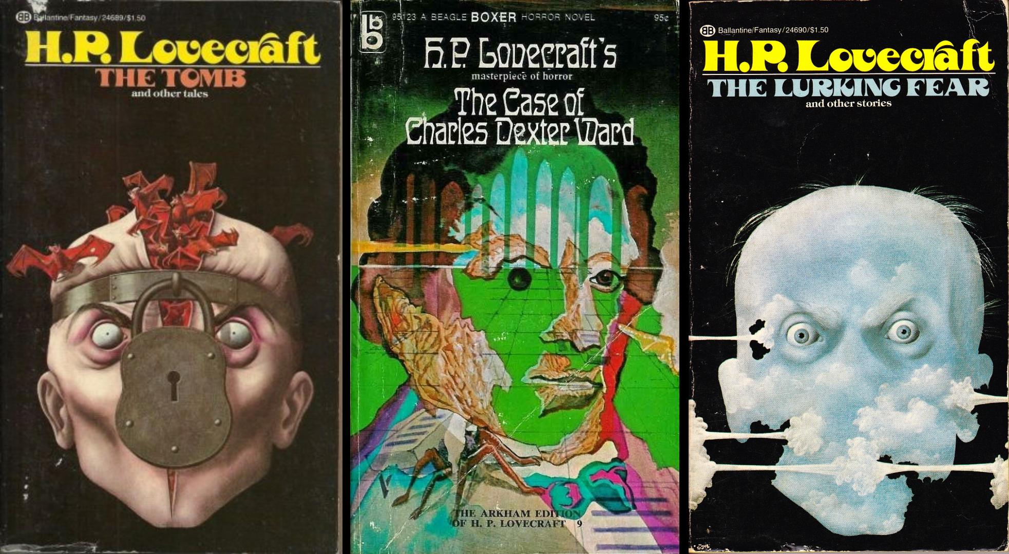 Tous les personnages de Lovecraft ne peuvent alors que finir en fous isolés.